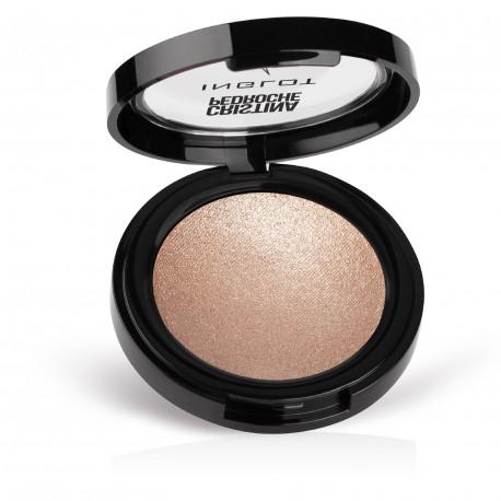 Soft Sparkler Face Eyes Body Highlighter Intense Gold 41, Cristina Pedroche x INGLOT